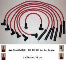 Chevy-1 gyújtókábel készlet