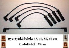 Volvo-6 gyújtókábel készlet