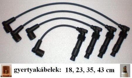Opel-9 gyújtókábel készlet