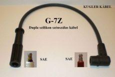 G-7Z gyertyakábel, trafókábel