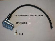 MS-1Z szerelt kábel