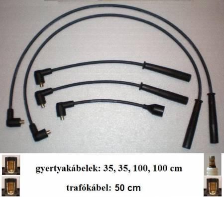 Subaru-5 gyújtókábel készlet