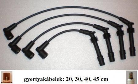 Opel-7 gyújtókábel készlet