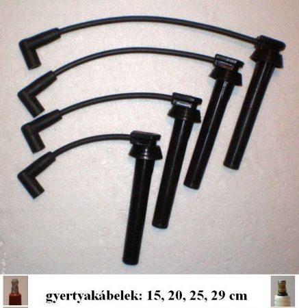 Mini-7 gyújtókábel készlet