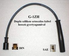 G-1ZH gyertyakábel