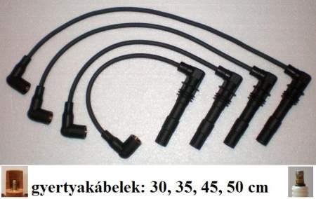 Skoda-8 SR gyújtókábel garnitúra