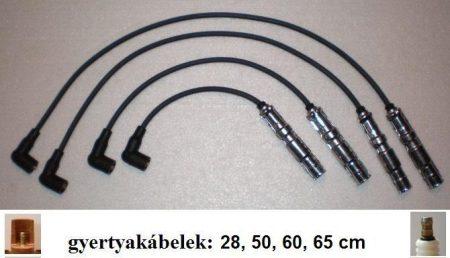 Skoda-23 SR gyújtókábel készlet