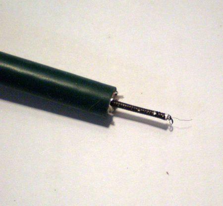 FL-2k kis ellenállású gyújtókábel