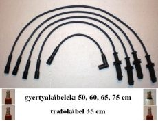 Cit-Pe 21 gyújtókábel készlet